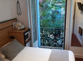 Pensión La Perla, hotel en San Sebastián