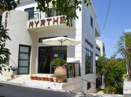 Myrthe-Apartments, hotel in Myrtos