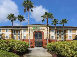 Extended Stay America - Orlando - Convention Center - Universal Blvd, hotel near Ripley's Believe It or Not!, Orlando