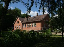 Hallandsåsen Hostel, hostel in Hjärnarp