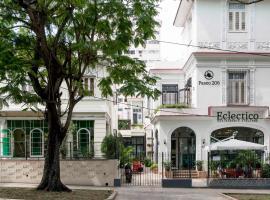 Paseo 206 Boutique Hotel La Habana, отель в городе Гавана