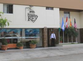 Hotel La Posada del Rey, hotel in Trujillo