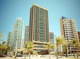 Carmel Magna Praia Hotel, hotel near Abolition Palace, Fortaleza
