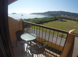 Studio em Jurerê - Pé na Areia, apartment in Florianópolis