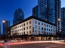 Moda Hotel, hotel near Christ Church Cathedral, Vancouver
