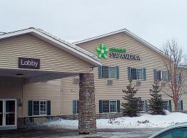 Extended Stay America - Fairbanks - Old Airport Way, hotel v destinaci Fairbanks
