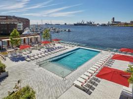 Sagamore Pendry Baltimore, hotel in Baltimore