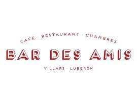 Bar des Amis, hotel in Villars