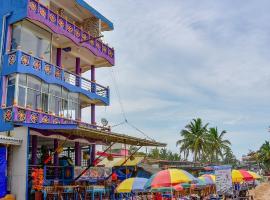 Hotel Dolphin Hikkaduwa, hotel in Hikkaduwa