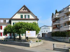 Hotel Garni Rössli, hotel in St. Gallen