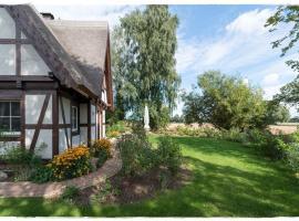 Ferienhaus Flieder in Liepe, vacation home in Rankwitz