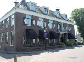 Het Rechthuis, hotel near Zeegersloot Golf, Uithoorn