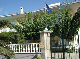 Filoktitis, ξενοδοχείο στη Μύρινα