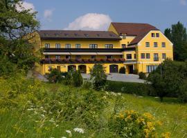 Hotel Stich, Hotel in Manhartsbrunn