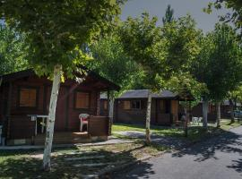 Camping & Bungalows Ligüerre de Cinca, camping in Ligüerre de Cinca