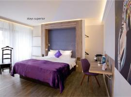 stays design Hotel Dortmund, hotel in Dortmund