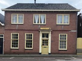 Pension de Zeeschelp, guest house in Domburg
