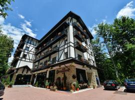Hotel Posada Vidraru, hotel din Căpăţâneni-Ungureni