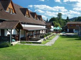 Hotel Jiřičná, hotel v Sušici