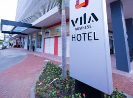 Vila Business Hotel, hotel in Volta Redonda