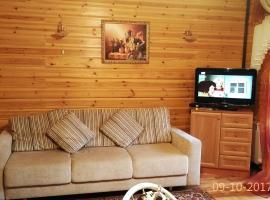 Апартаменты в Комплексе Белые Росы, отель в Якты-Куле