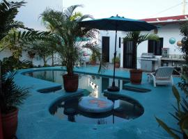 Casa Kimberley, hotel que admite mascotas en Rincón de Guayabitos