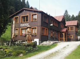 Pension Čertice, guest house in Pec pod Sněžkou