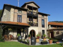 La Casona de Rudagüera, posada u hostería en Rudaguera