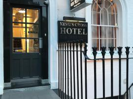 Kings Cross Hotel, hotel in Kings Cross St Pancras, London