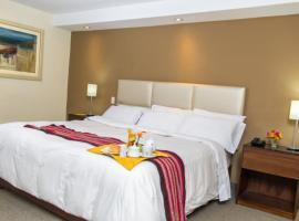 Hotel Cajamarca, Hotel in Cajamarca