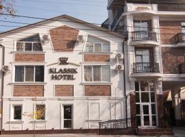 Klassik Hotel, hotel din Chişinău