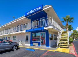 Motel 6-Las Vegas, NV - Boulder Hwy, hotel in Las Vegas