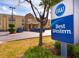Best Western Inn Florence, hotel near Cincinnati/Northern Kentucky International Airport - CVG,