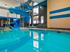 Best Western PLUS City Centre Inn, hotel in Edmonton
