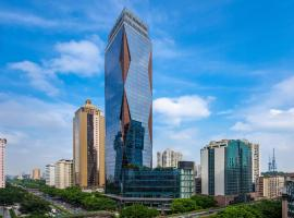 Doubletree by Hilton Hotel Guangzhou, hotel with pools in Guangzhou