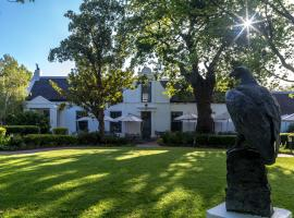 Erinvale Estate Hotel & Spa, Hotel in Somerset West