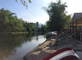River&Mountain Resort โรงแรมในนครนายก