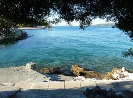 Apartment direkt am Strand, Ferienwohnung in Okrug Gornji
