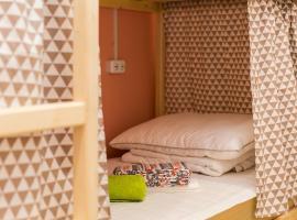 Hostel White Nights on Sadovaya, hostelli Pietarissa
