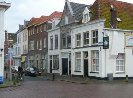 De Zilveren Karper, отель в городе Кампен