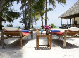 Panga Chumvi Beach Resort, hotel in Matemwe