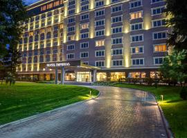 Hotel Imperial Plovdiv, a member of Radisson Individuals, hotel in Plovdiv