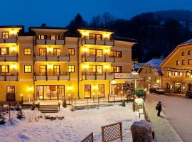 Hotel Alte Post, hotel Grossarlban