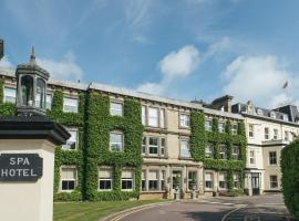 The Spa Hotel, hotel in Royal Tunbridge Wells