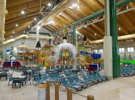 Great Wolf Lodge Colorado Springs, hotel near United States Air Force Academy, Colorado Springs