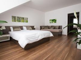 Penzion Holický dvůr, ubytování v soukromí v destinaci Olomouc