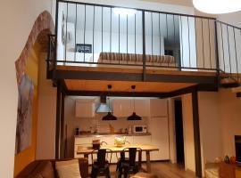 Domus Navigli, self-catering accommodation in Milan