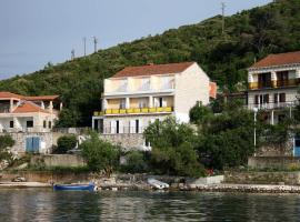 Apartments and rooms by the sea Polace, Mljet - 604, hôtel à Polače