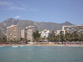 Aparthotel Puerto Azul, hotel in Marbella