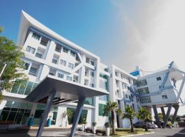 Prime Time Hotel, hotel in Bangsaen